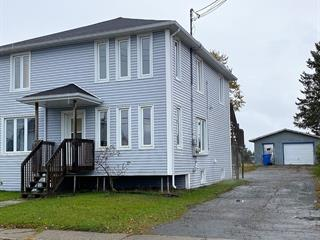 Duplex à vendre à Saint-Cyprien (Chaudière-Appalaches), Chaudière-Appalaches, 387 - 387A, Rue  Principale, 17765280 - Centris.ca