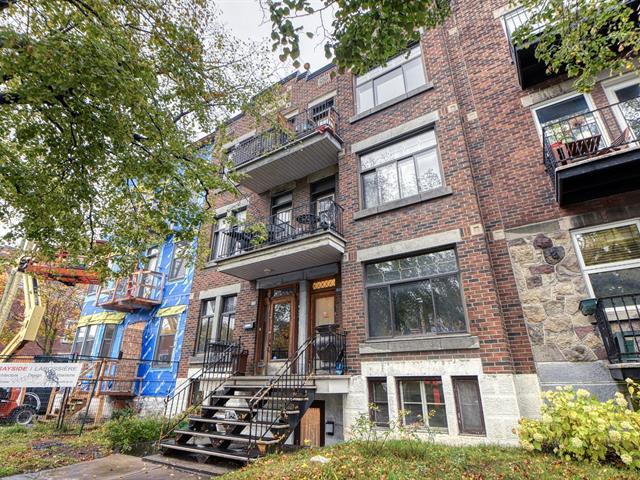 Condo / Appartement à louer à Montréal (Le Plateau-Mont-Royal), Montréal (Île), 1657, boulevard  Saint-Joseph Est, 27503117 - Centris.ca