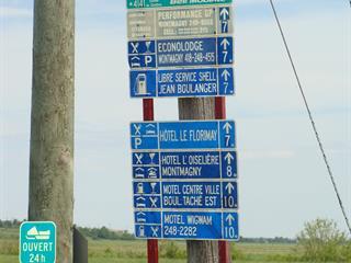 Terre à vendre à Montmagny, Chaudière-Appalaches, boulevard  Taché Ouest, 28326137 - Centris.ca