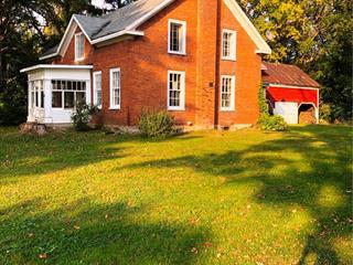 Maison à vendre à Bedford - Canton, Montérégie, 592, Chemin  Dutch, 22218561 - Centris.ca