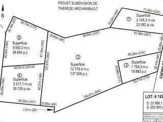 Terrain à vendre à Sutton, Montérégie, Chemin de la Vallée, 11717003 - Centris.ca