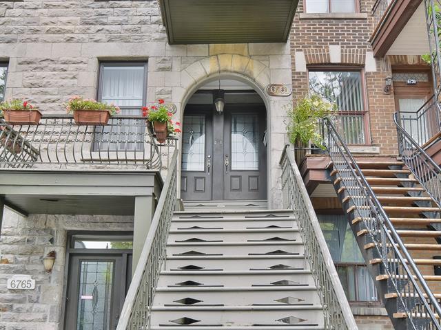 Condo à vendre à Montréal (Rosemont/La Petite-Patrie), Montréal (Île), 6763, Rue  Saint-Denis, 16140368 - Centris.ca
