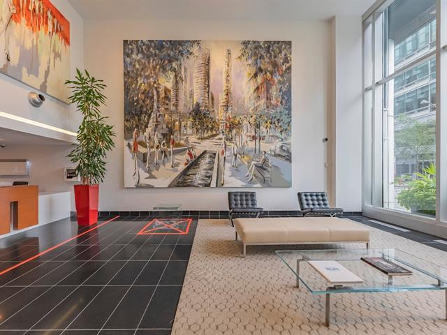 Condo à vendre à Montréal (Ville-Marie), Montréal (Île), 495, Avenue  Viger Ouest, app. 2802, 26029272 - Centris.ca