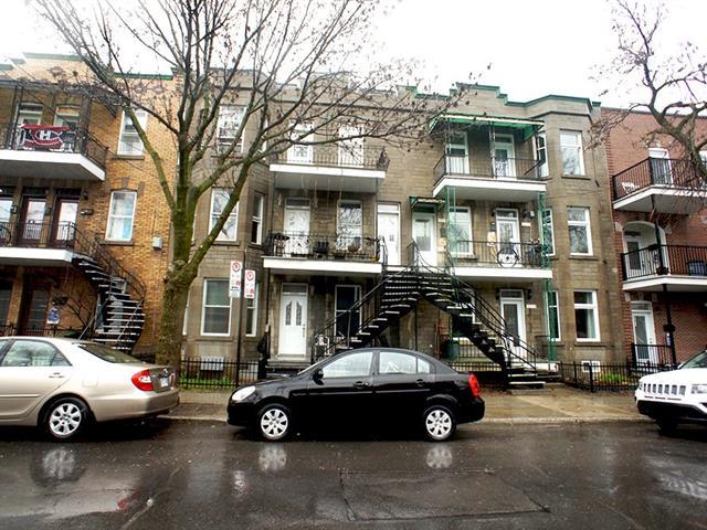 Condo / Apartment for rent in Montréal (Rosemont/La Petite-Patrie), Montréal (Island), 5283, 4e Avenue, 25626265 - Centris.ca