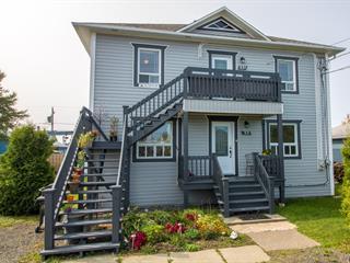 Duplex à vendre à Saint-Fabien, Bas-Saint-Laurent, 33, 6e Avenue, 10718302 - Centris.ca