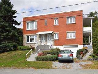 Duplex à vendre à Sherbrooke (Les Nations), Estrie, 2441 - 2443, Rue  Maisonneuve, 15022216 - Centris.ca