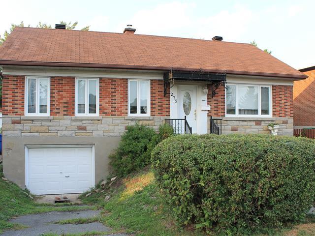 House for sale in La Prairie, Montérégie, 275, Rue  Salaberry, 23884958 - Centris.ca