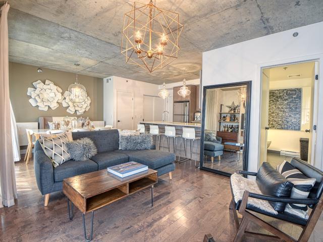Condo à vendre à Montréal (Le Sud-Ouest), Montréal (Île), 300, Rue  Ann, app. 416, 10106594 - Centris.ca