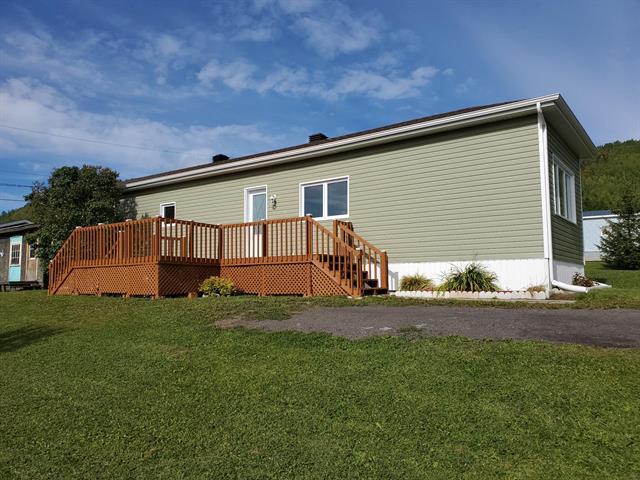 Maison mobile à vendre à Lac-au-Saumon, Bas-Saint-Laurent, 11, Rue des Mélèzes, 21109102 - Centris.ca