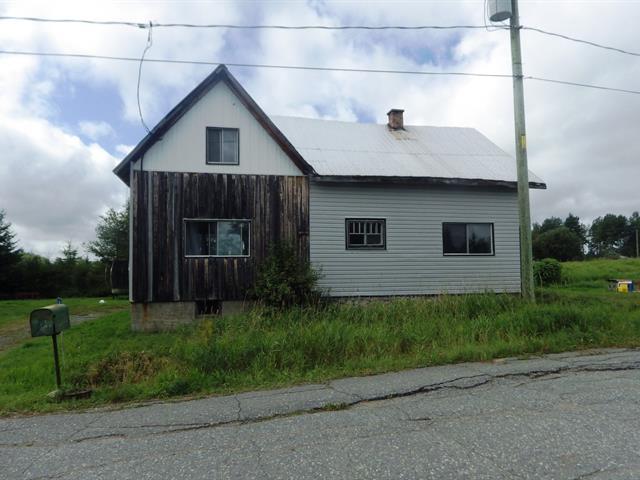 Maison à vendre à Sainte-Gertrude-Manneville, Abitibi-Témiscamingue, 6, Rue  Gagné, 26653923 - Centris.ca