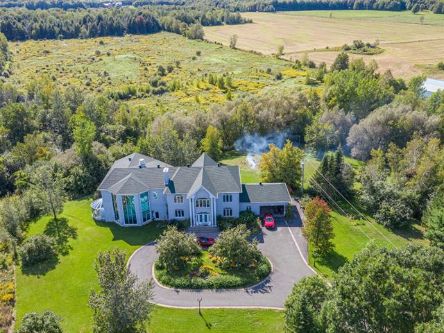 Hobby farm for sale in L'Avenir, Centre-du-Québec, 489, Rue  Principale, 13614006 - Centris.ca