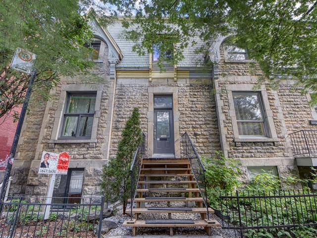 Maison à vendre à Montréal (Le Plateau-Mont-Royal), Montréal (Île), 3469, Rue  Jeanne-Mance, 27213438 - Centris.ca
