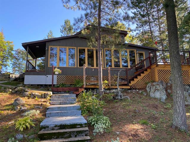 Cottage for sale in Laniel, Abitibi-Témiscamingue, 1955, Chemin du Ski, 25920910 - Centris.ca