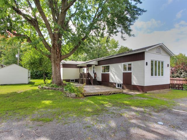 Maison mobile à vendre à Saint-Basile-le-Grand, Montérégie, 37, Rue  Richard, 25971271 - Centris.ca