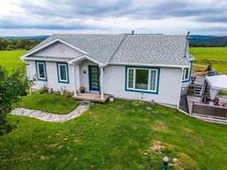 Maison à vendre à Lac-Etchemin, Chaudière-Appalaches, 246, 8e Rang, 18195762 - Centris.ca