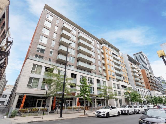 Condo à vendre à Montréal (Ville-Marie), Montréal (Île), 1235, Rue  Bishop, app. 217, 28849297 - Centris.ca