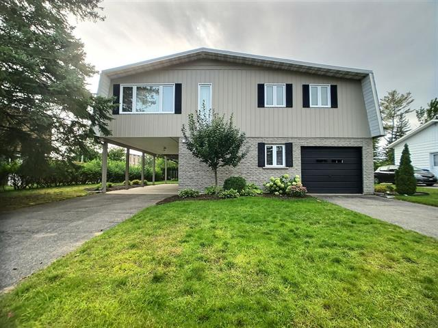 Maison à vendre à Trois-Rivières, Mauricie, 110, Rue  Ouimet, 20935089 - Centris.ca