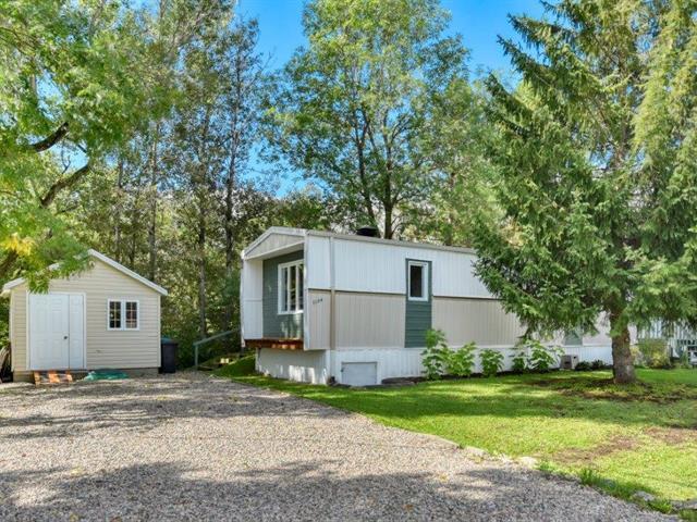 Mobile home for sale in Québec (La Haute-Saint-Charles), Capitale-Nationale, 1154, Rue des Carouges, 22491743 - Centris.ca