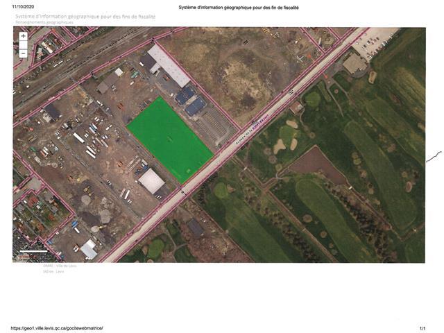 Terrain à vendre à Lévis (Les Chutes-de-la-Chaudière-Est), Chaudière-Appalaches, Avenue de la Rotonde, 24934603 - Centris.ca