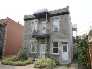 Duplex for sale in Montréal (Mercier/Hochelaga-Maisonneuve), Montréal (Island), 1460 - 1462, Rue  Saint-Clément, 21283571 - Centris.ca