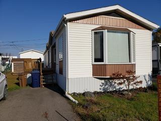 Mobile home for sale in Laval (Fabreville), Laval, 3940, boulevard  Dagenais Ouest, apt. 475, 27231942 - Centris.ca
