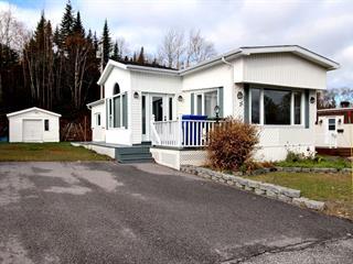 Maison mobile à vendre à Baie-Comeau, Côte-Nord, 21, Avenue  La Fontaine, 11108176 - Centris.ca