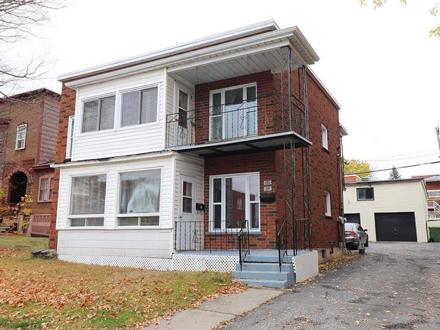 Duplex for sale in Sherbrooke (Fleurimont), Estrie, 218 - 220, Rue  Murray, 11351544 - Centris.ca