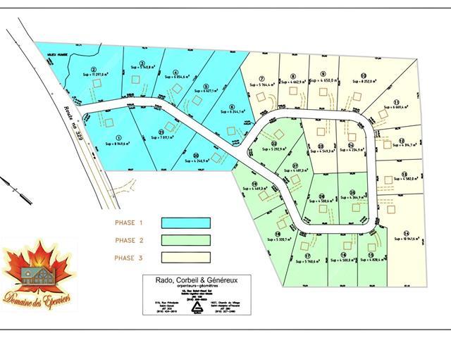 Lot for sale in Lantier, Laurentides, Chemin des Harfangs-des-Neiges, 22385732 - Centris.ca