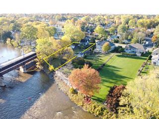 Terrain à vendre à Laval (Sainte-Dorothée), Laval, 1330Z, Chemin du Bord-de-l'Eau, 10900287 - Centris.ca