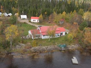 Cottage for sale in Lac-Édouard, Mauricie, 170, Chemin  Baie-William Ouest, 17529191 - Centris.ca