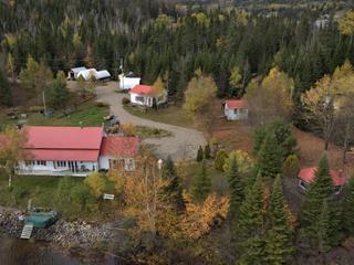 Chalet à vendre à Lac-Édouard, Mauricie, 170, Chemin  Baie-William Ouest, 17529191 - Centris.ca