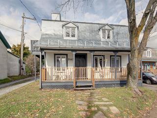 Triplex à vendre à Québec (Beauport), Capitale-Nationale, 2085 - 2089, Avenue  Royale, 21989113 - Centris.ca