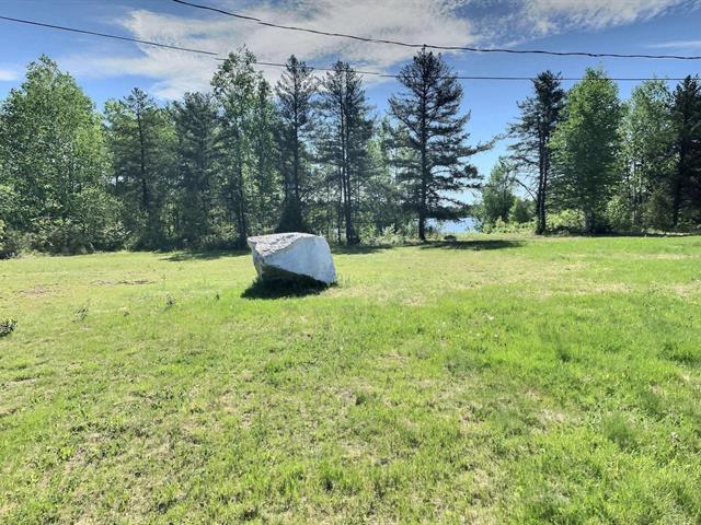 Terrain à vendre à Saint-Ludger-de-Milot, Saguenay/Lac-Saint-Jean, 2, Chemin du Lac-Serein, 9017075 - Centris.ca