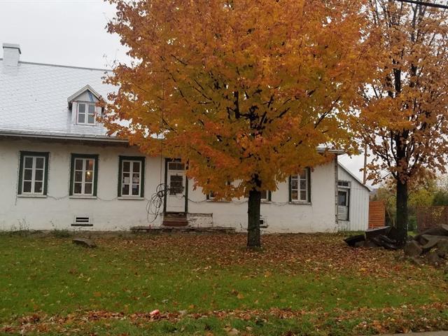 Ferme à vendre à L'Ange-Gardien (Capitale-Nationale), Capitale-Nationale, 6943 - 6945, Avenue  Royale, 18336231 - Centris.ca