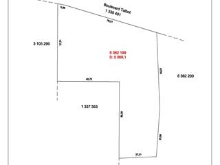 Lot for sale in Québec (Charlesbourg), Capitale-Nationale, 2155, boulevard  Talbot, 11477607 - Centris.ca