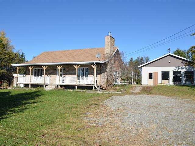 House for sale in Landrienne, Abitibi-Témiscamingue, 411, Route  386 Ouest, 26640455 - Centris.ca