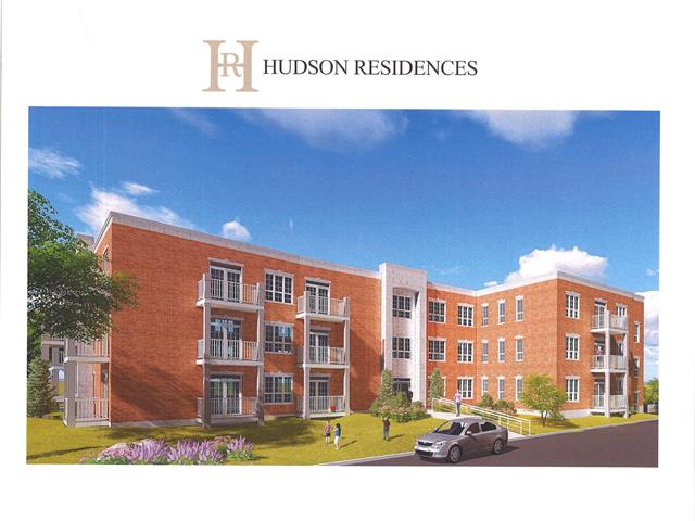 Condo / Apartment for rent in Hudson, Montérégie, 48, Rue  Lower Maple, apt. 105, 11226460 - Centris.ca
