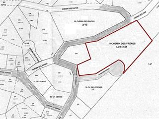 Terrain à vendre à Val-des-Lacs, Laurentides, Chemin des Frênes, 14004511 - Centris.ca