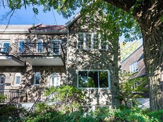Duplex à vendre à Montréal (Côte-des-Neiges/Notre-Dame-de-Grâce), Montréal (Île), 4885 - 4887, Avenue  Lacombe, 16332159 - Centris.ca