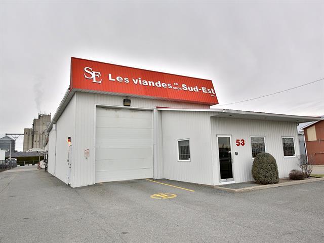 Bâtisse commerciale à louer à Saint-Pie, Montérégie, 53, Rue  Saint-Pierre, local A, 13554245 - Centris.ca