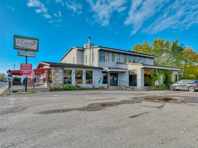 Bâtisse commerciale à vendre à Lachute, Laurentides, 324, Avenue  Bethany, 20634975 - Centris.ca