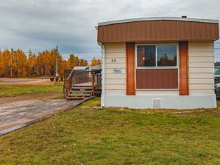 Mobile home for sale in Pointe-Lebel, Côte-Nord, 35, Rue  Murray, 10475906 - Centris.ca