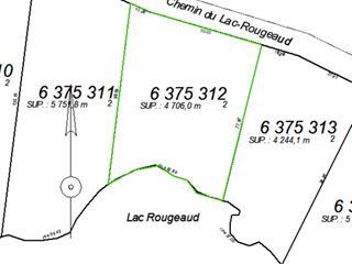 Terrain à vendre à Saint-Faustin/Lac-Carré, Laurentides, Chemin du Lac-Rougeaud, 19190196 - Centris.ca
