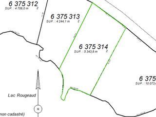 Terrain à vendre à Saint-Faustin/Lac-Carré, Laurentides, Chemin du Lac-Rougeaud, 9150397 - Centris.ca