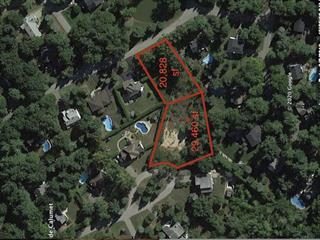 Terrain à vendre à Saint-Lazare, Montérégie, Place de Pimlico, 20564737 - Centris.ca