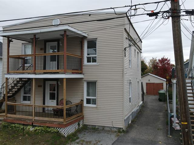Duplex à vendre à Donnacona, Capitale-Nationale, 137 - 139, Avenue  Kernan, 28531471 - Centris.ca