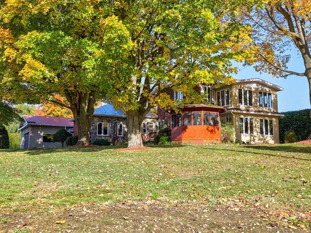 Maison à vendre à Hemmingford - Canton, Montérégie, 257, Route  219 Sud, 12581566 - Centris.ca