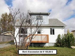 House for sale in Malartic, Abitibi-Témiscamingue, 660, Rue  Laurier, 25335953 - Centris.ca