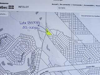 Terrain à vendre à Mont-Saint-Hilaire, Montérégie, Rue  Non Disponible-Unavailable, 11985031 - Centris.ca