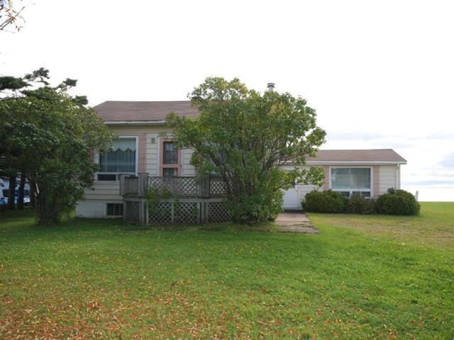 Maison à vendre à Saint-Godefroi, Gaspésie/Îles-de-la-Madeleine, 169, Route  132, 12134698 - Centris.ca